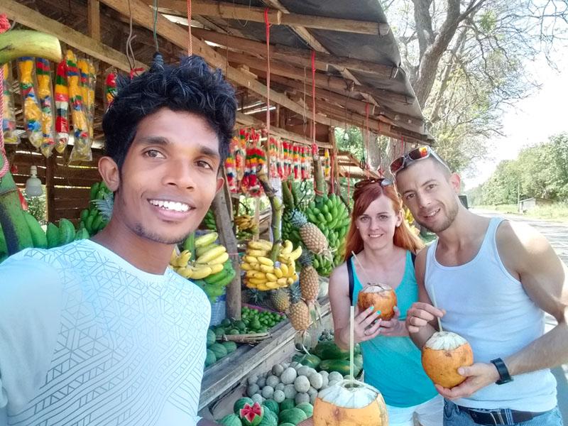 Sri Lanka Rundtouren mit einem deutschsprechenden Reiseleiter