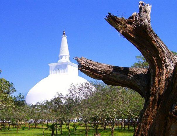Anuradhapura heilige Stadt