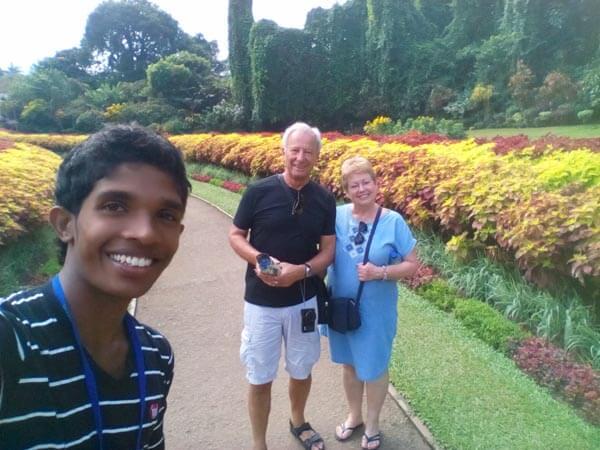 Sri Lanka für Senioren