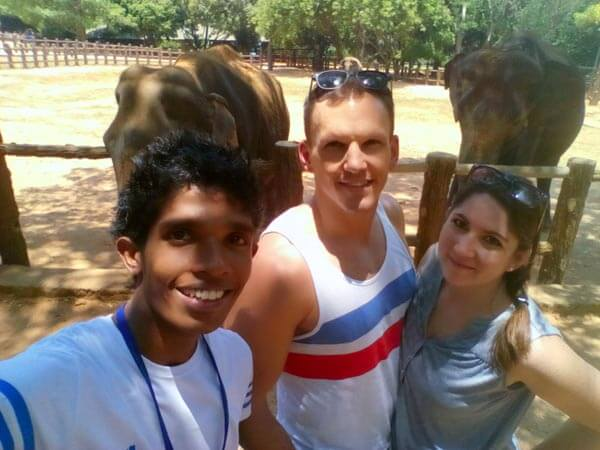 German Speaking Private Driver Sri Lanka