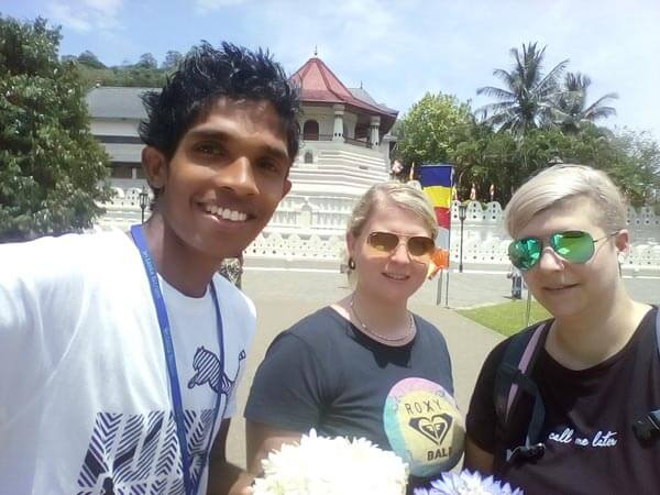 Fahrer Sri Lanka Empfehlung deutsch