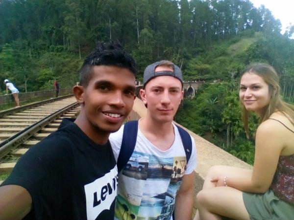 Reiseanbieter in Sri Lanka