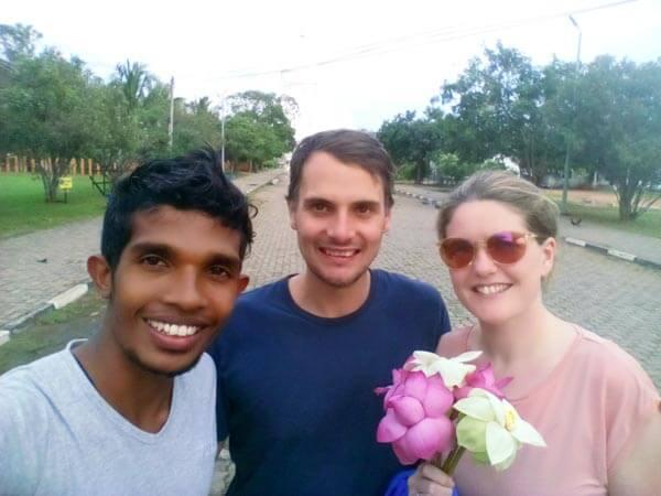 Urlaub in Sri Lanka mit Supun Deutsch