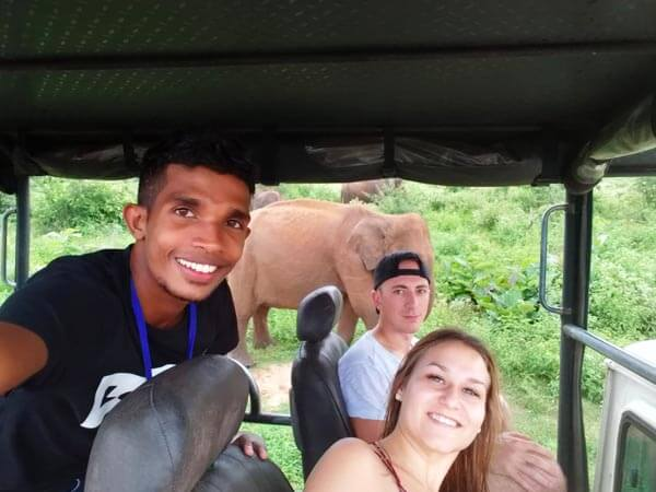 wochen Rundreise Sri Lanka