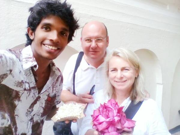 Günstiger Urlaub Sri Lanka mit lokalem Reisebüro und Fahrer