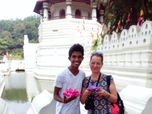 maßgeschneiderte Reisen Sri Lanka