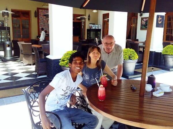 sri lanka rundreise für junge leute