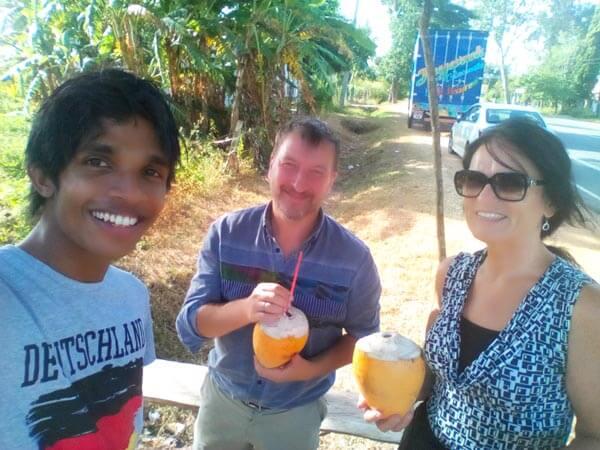 Privater Fahrer Sri Lanka für Ihre maßgeschneiderte Rundreise Sri Lanka
