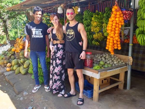 Sri Lanka deutschsprechender Reiseführer