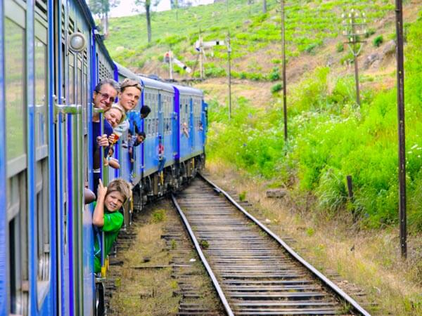 Sri Lanka Rundreise mit Kindern