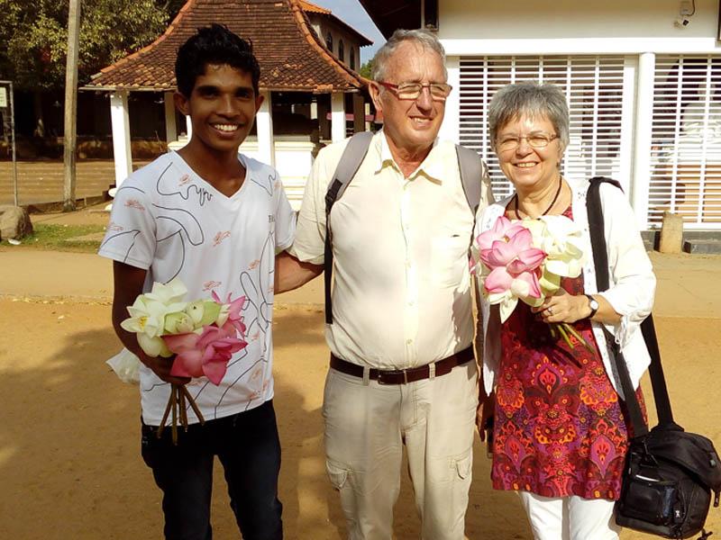 Sri Lanka Rundreisen für Senioren mith Supun
