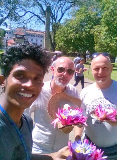 Sri Lanka Rundreisen mit Privatem Fahrer