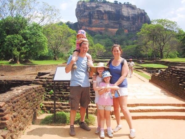 Sri Lanka Urlaub mit Kindern