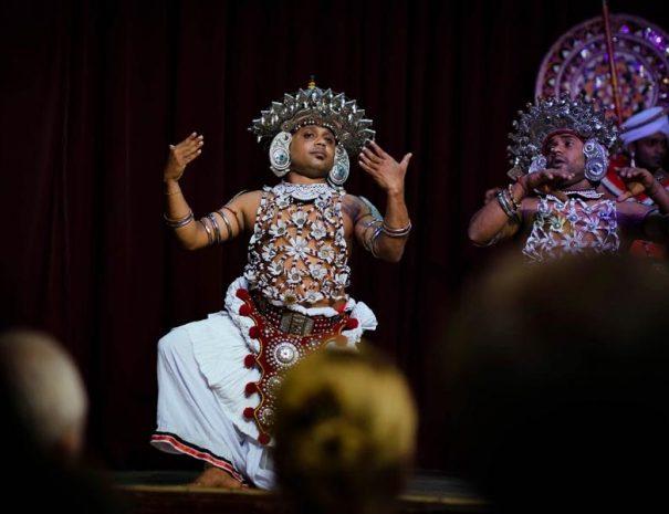 traditionelle Kulturshow